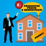 Předkupní právo u nemovitosti I. – prodej