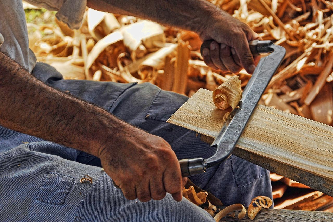 smlouva o dílo – řezbářská práce
